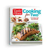 Cooking for Two (Large Print)