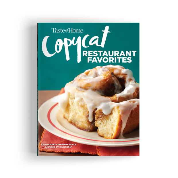 Copycat Restaurant Favorites