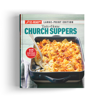 EZ-Read™ Church Suppers