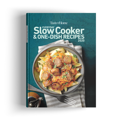Everyday Slow Cooker & One Dish Recipes (2020)