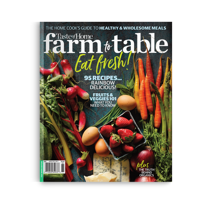 Farm to Table (2018)