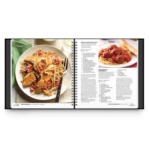 Taste of Home Favorites: 25th Anniversary Cookbook