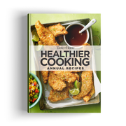 Healthier Cooking Annual Recipes 2021