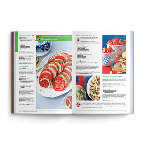 Healthy Cooking Annual Recipes (2013)