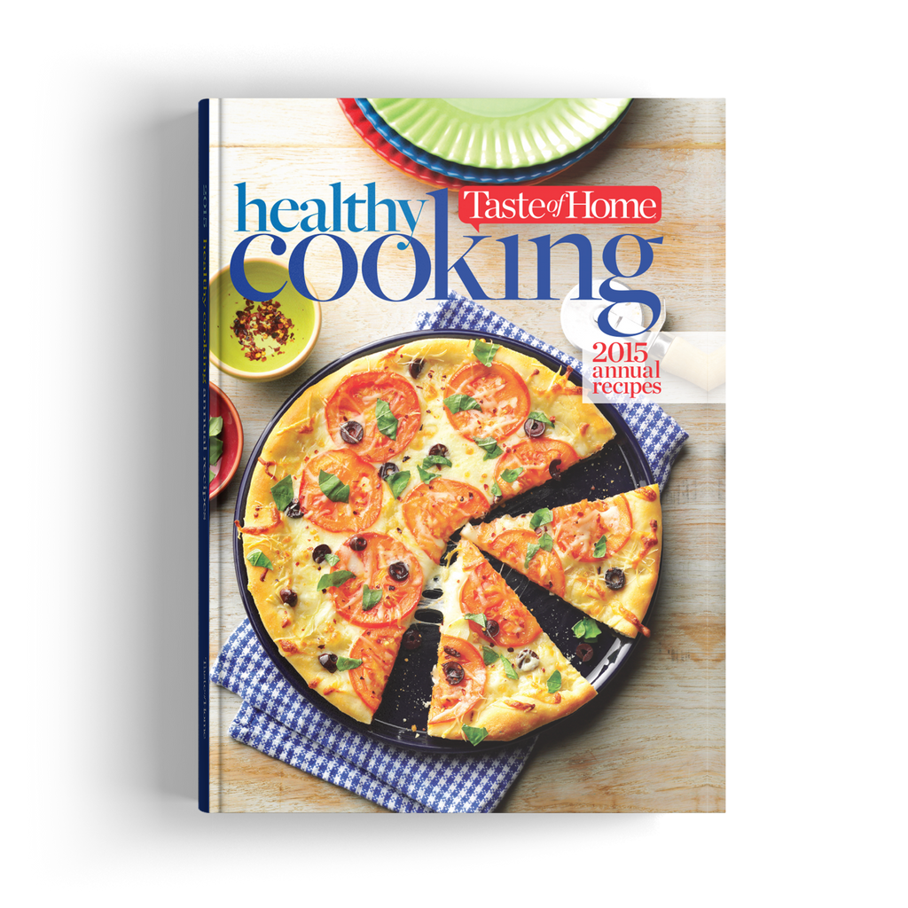 Healthy Cooking Annual Recipes 2015 Shop Taste Of Home