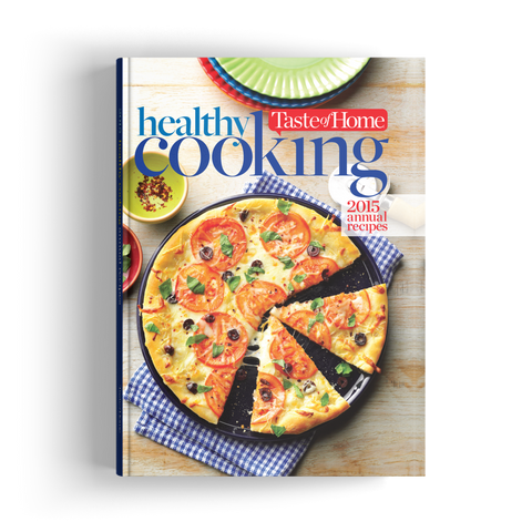 Healthy Cooking Annual Recipes (2015)