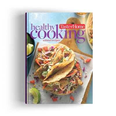Healthy Cooking Annual Recipes (2017)