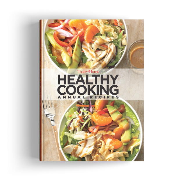 Healthy Cooking Annual Recipes (2018)