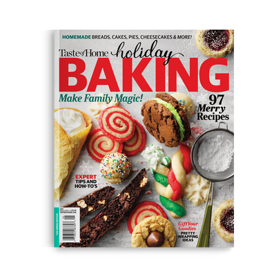 Holiday Baking (2019)