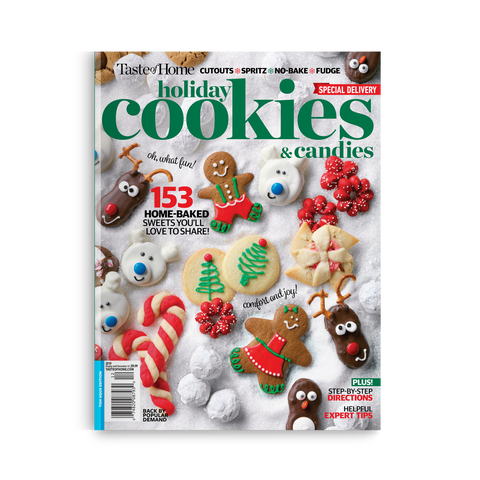 Holiday Cookies & Candies (2019)
