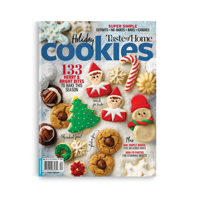 Holiday Cookies (Winter 2020)