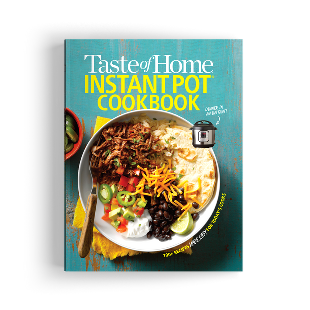 Instant Pot® Cookbook