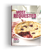 Most Requested Recipes (2018)