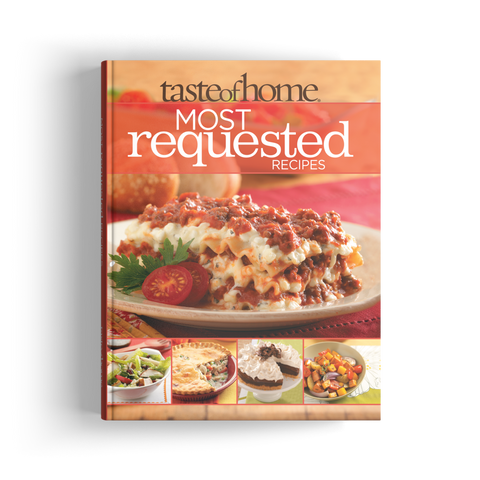 Most Requested Recipes (2010)