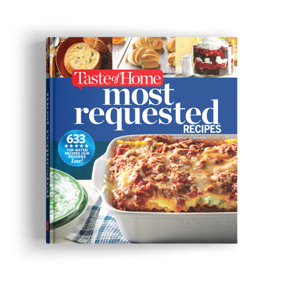 Most Requested Recipes (2017)