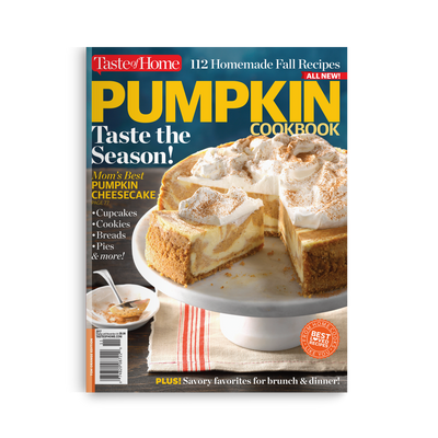 Pumpkin Cookbook 2017