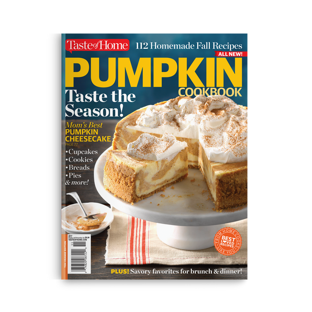 Pumpkin Cookbook (2017)