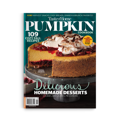 Pumpkin Cookbook (2019)