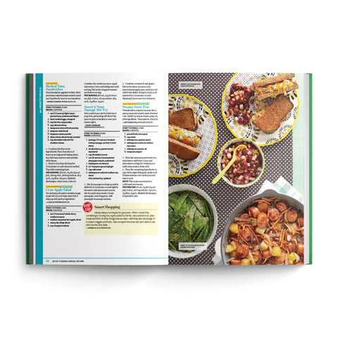 Quick Cooking Annual Recipes (2014)