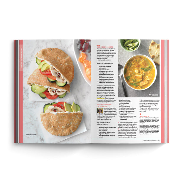 Quick Cooking Annual Recipes (2019)