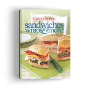 Sandwiches, Wraps & More