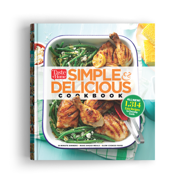 Simple & Delicious Cookbook