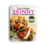 Skinny Instant Pot & Slow Cooker Cookbook