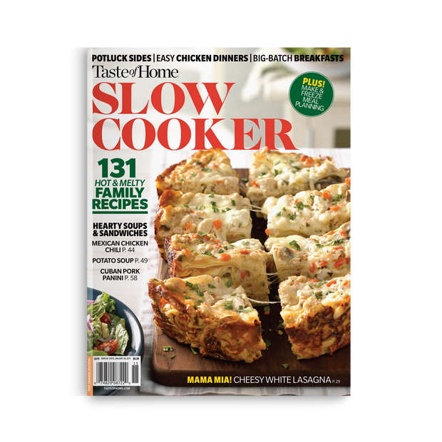 Slow Cooker (Winter 2019)