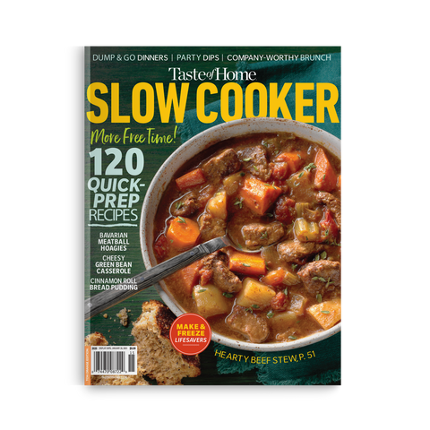 Slow Cooker (Winter 2020)