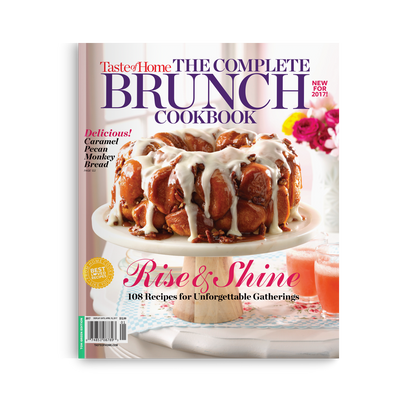 The Complete Brunch Cookbook (2017)