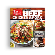 Ultimate Beef, Chicken & Pork Cookbook