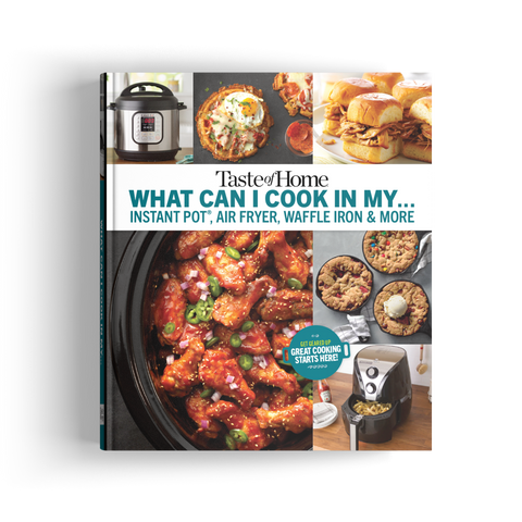 What Can I Cook in My Instant Pot, Air Fryer, Waffle Iron & More