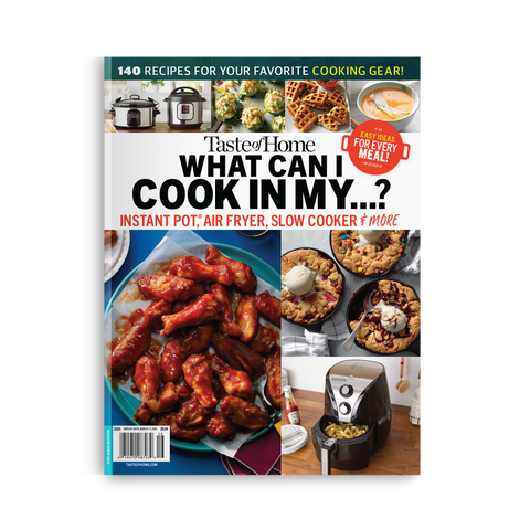 What Can I Cook In My… (2020)