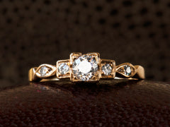1930s 0.20ct Diamond Ring