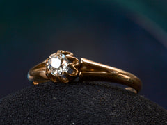 1890s Victorian 0.21ct Ring