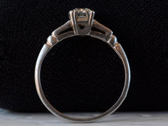1930s Art Deco 0.30ct Engagement Ring