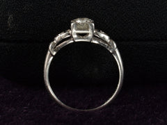 1930s Art Deco 0.30ct Diamond Ring