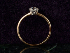 1900s 0.35ct Diamond Solitaire