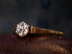 1899 0.39ct Diamond Ring