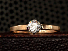 1910s 0.40ct Diamond Ring, 18K
