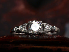 1930s 0.42ct Diamond Ring
