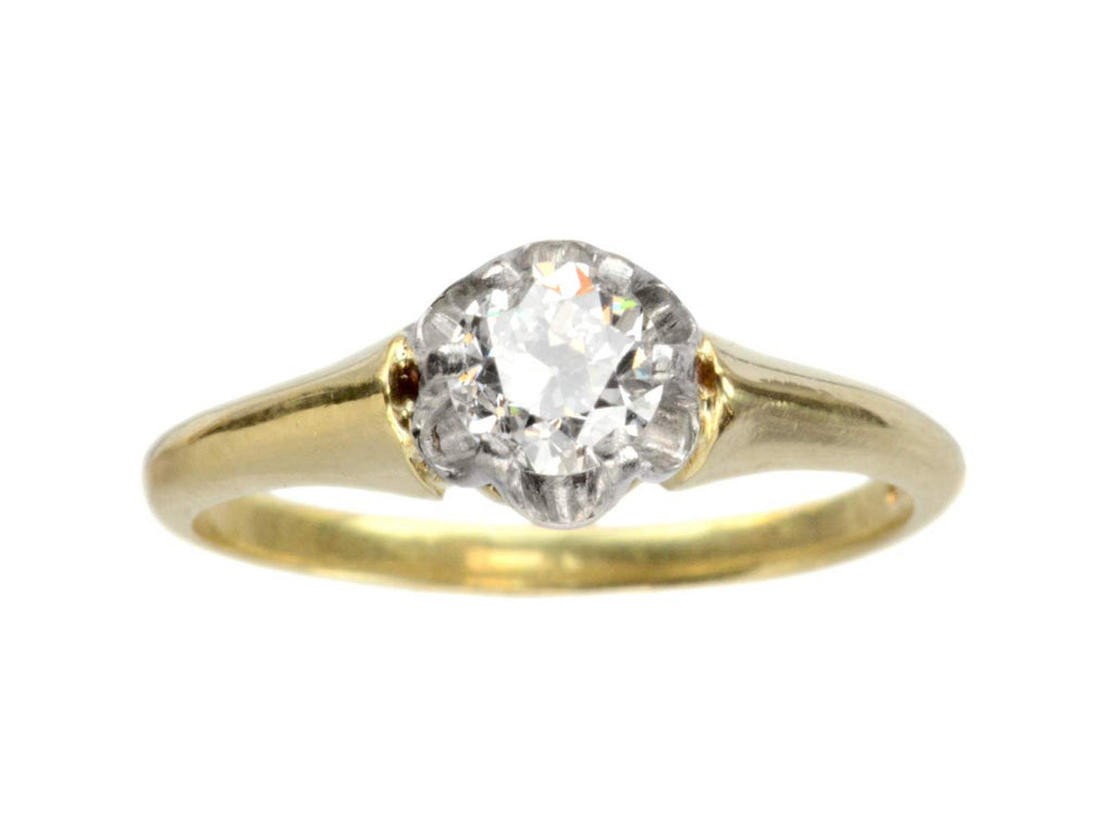 1900s 0.43ct Diamond Ring