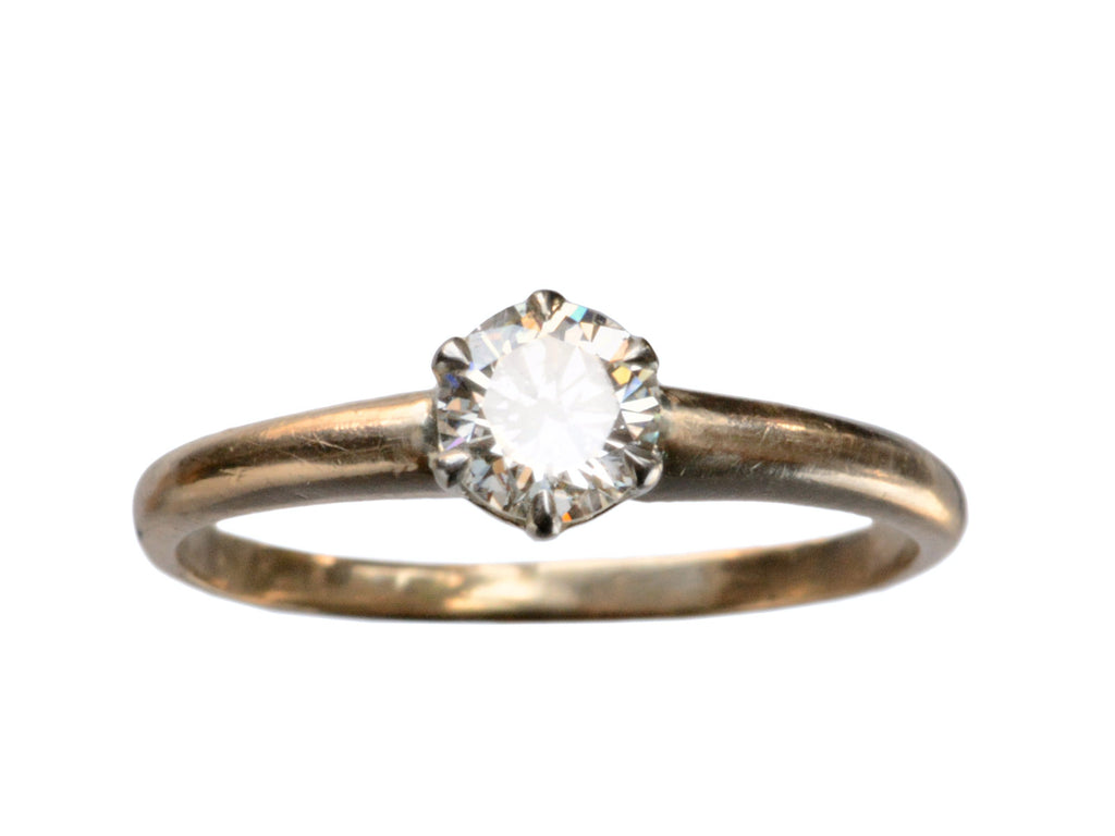 1920s 0.47ct Diamond Solitaire