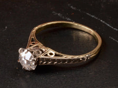1910s 0.56ct Diamond Ring