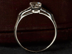 1930s Art Deco 0.60ct Engagement Ring