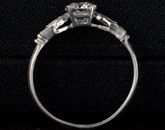 1930s Art Deco 0.61ct Engagement Ring