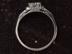 1930s 0.62ct Diamond Ring