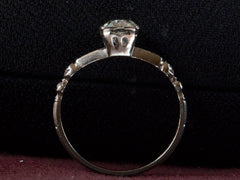 1920s Art Deco 0.71ct Ring