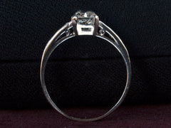 1920s Deco 0.86ct Ring