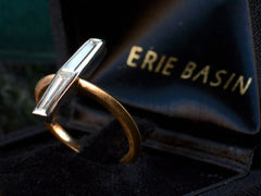 EB 0.94ctw Twin Diamond Ring